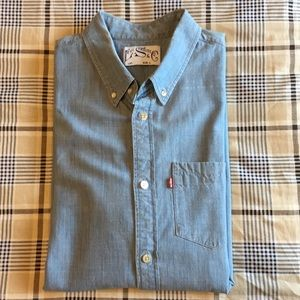 NWOT Levi Strauss Denim Shirt